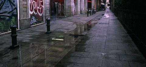 Wet Street