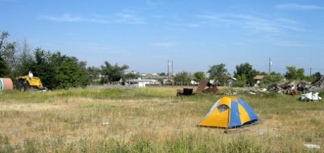 Junkyard Campground